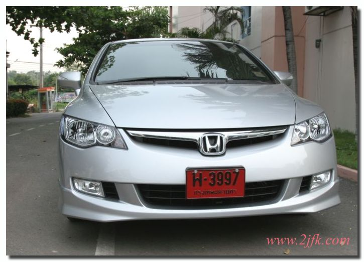 Civic 2.0 el 2006 modulo design